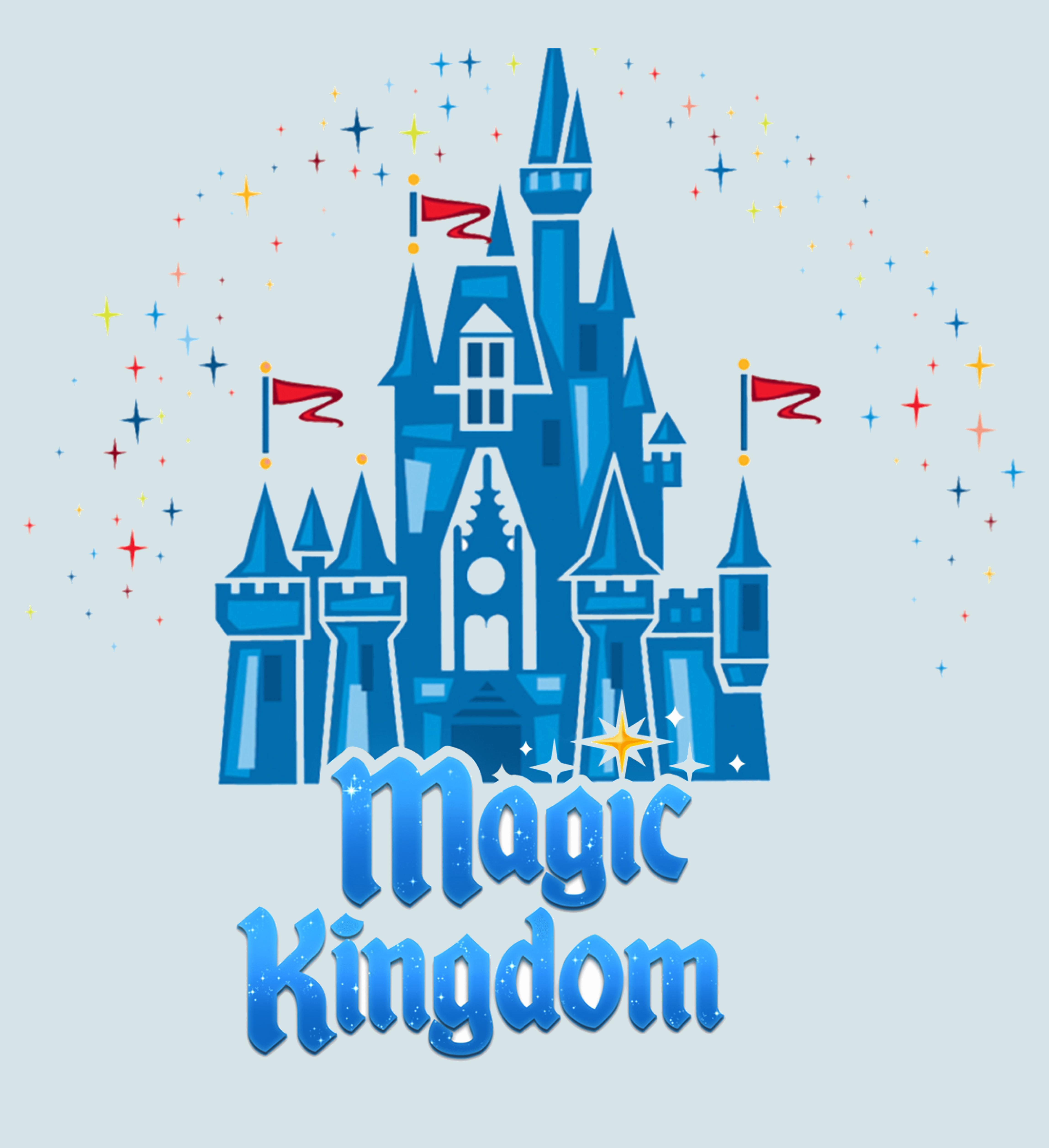 2 Day Park Plan to the Magic Kingdom Theme Park Orlando Florida