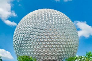 EPCOT theme park at Walt Disney World Florida