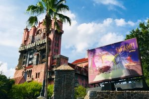 Hollywood Studios theme park in Walt Disney World Florida
