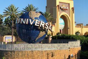 Universal Studios Florida Theme Park