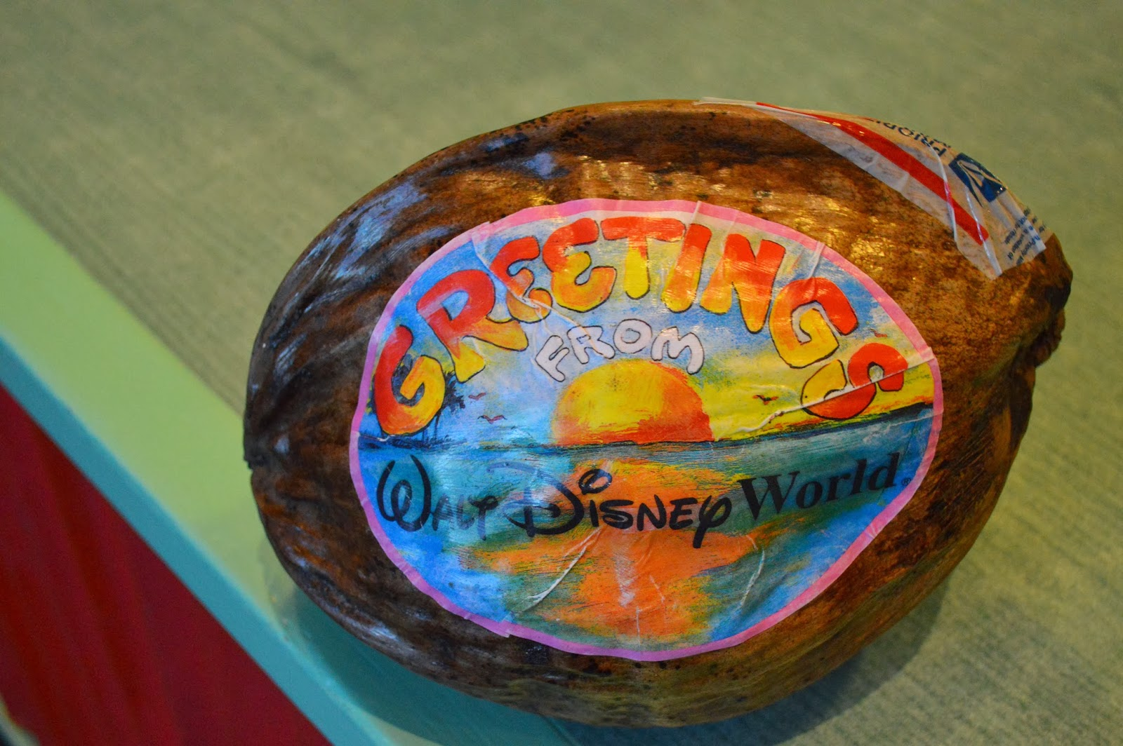 mail-a-coconut-from-Disney-world