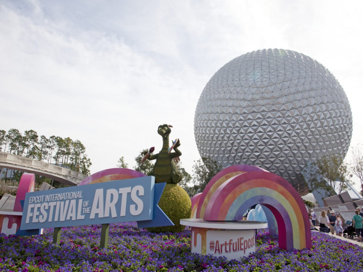 Complete Guide Epcot Festival Of The Arts 2021 Menus Concerts More