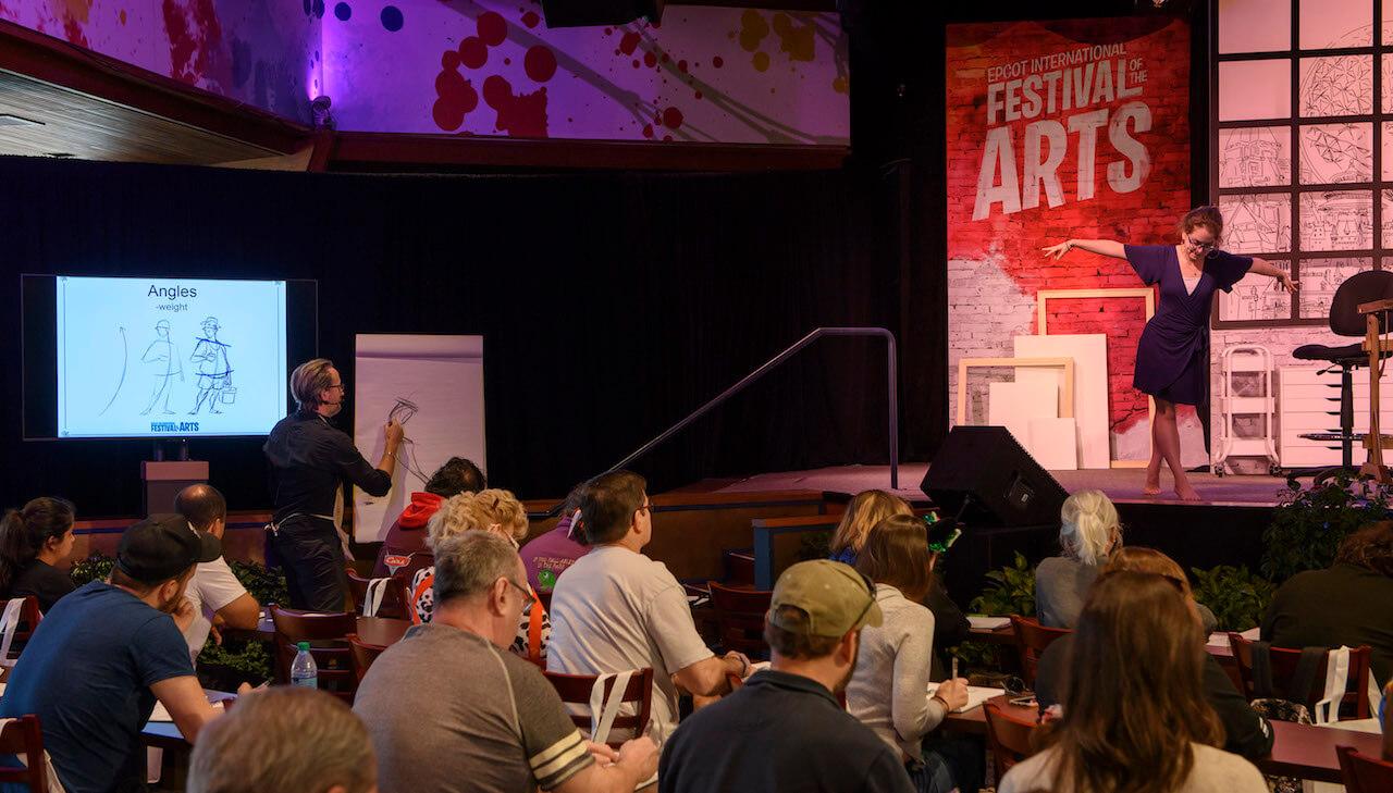 epcot-festival-of-the-arts-seminars