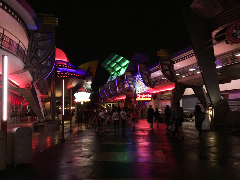 Tomorrow-land-Magic-Kingdom-during-Disney-After-Hours