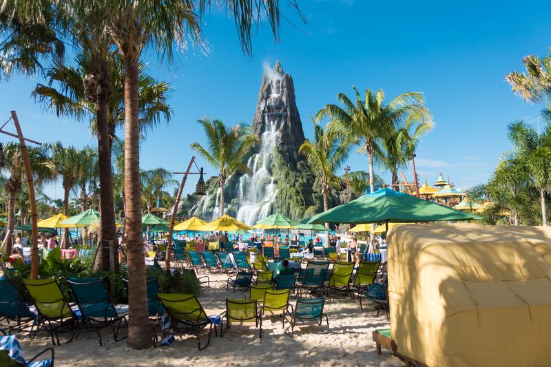 volcano-bay-beach-premium-seating