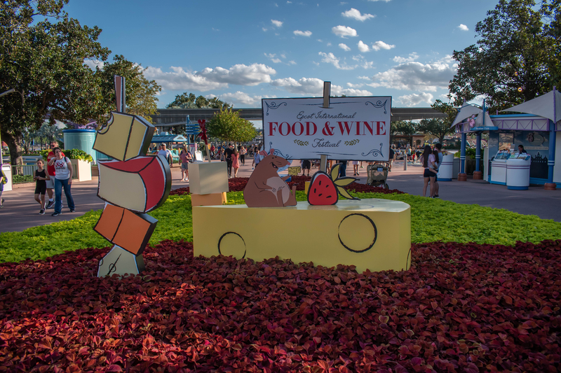 disney-world-food-and-wine-festival-sign