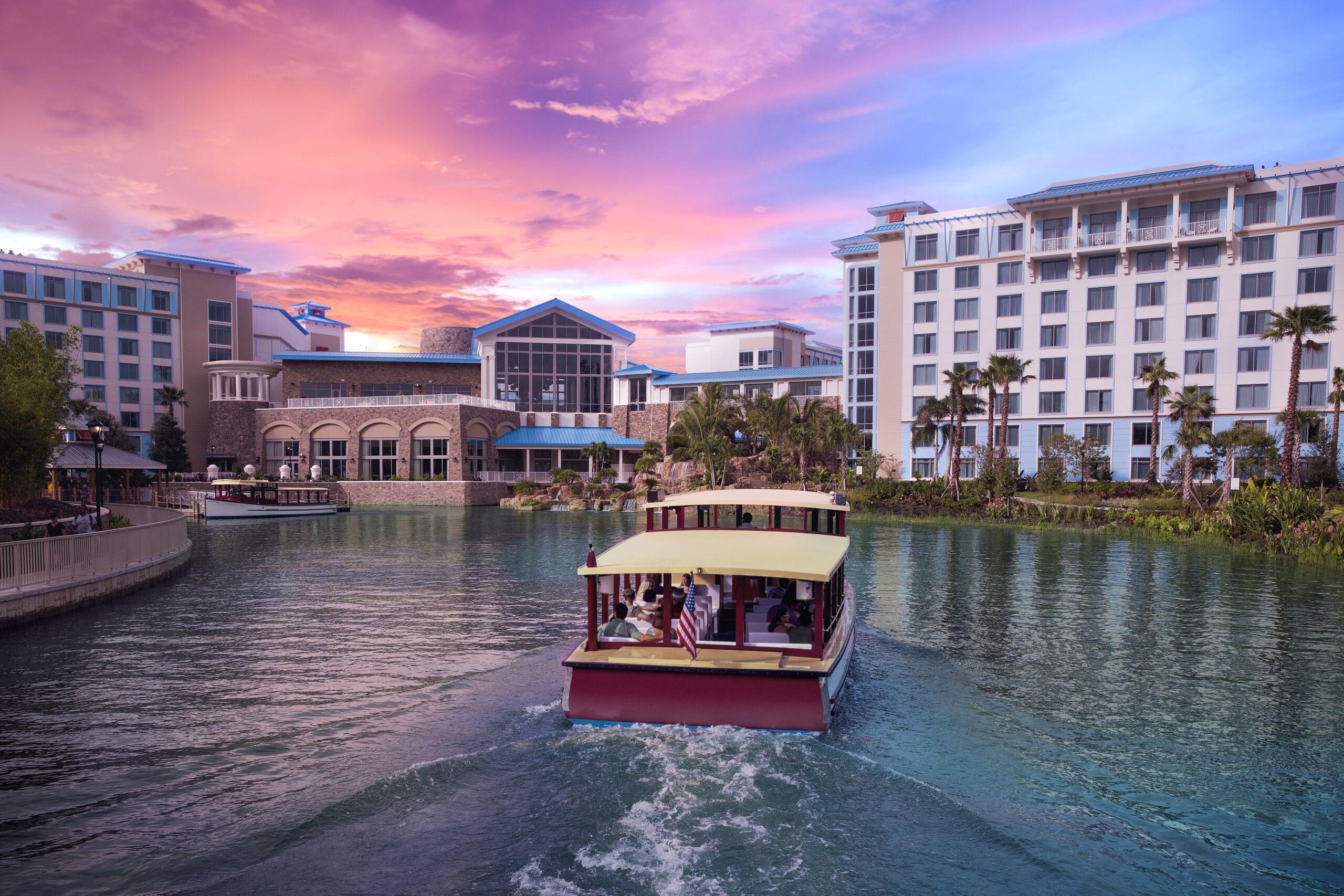 HHN Vacation Package Preferred Resort