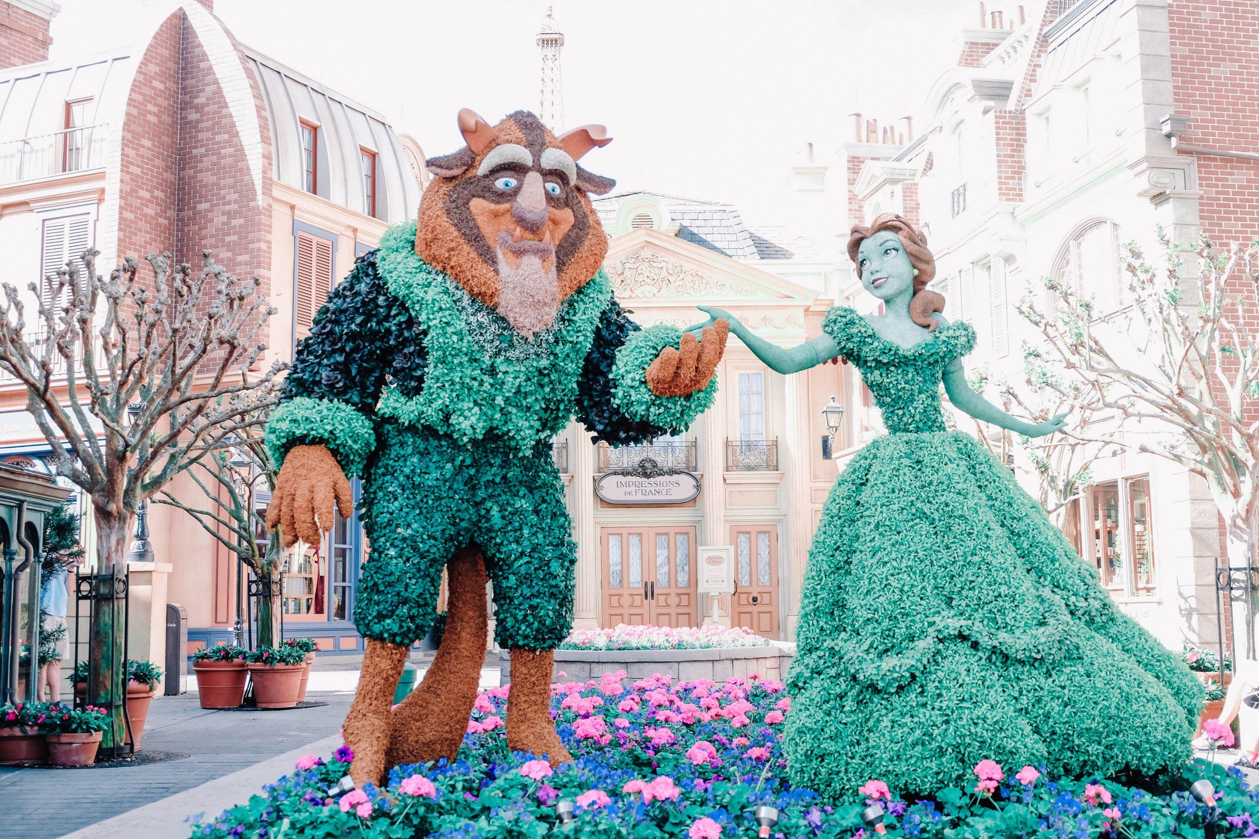 Walt Disney World special events 2021