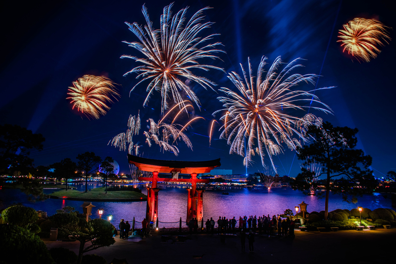 EPCOT-Walt-Disney-world