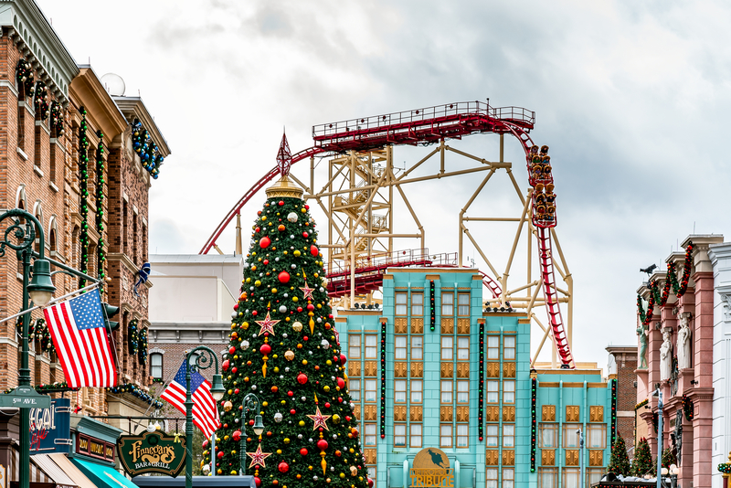 Christmas Schedule At Orlando 2021 Complete Guide To Universal Studios Christmas Celebration Events