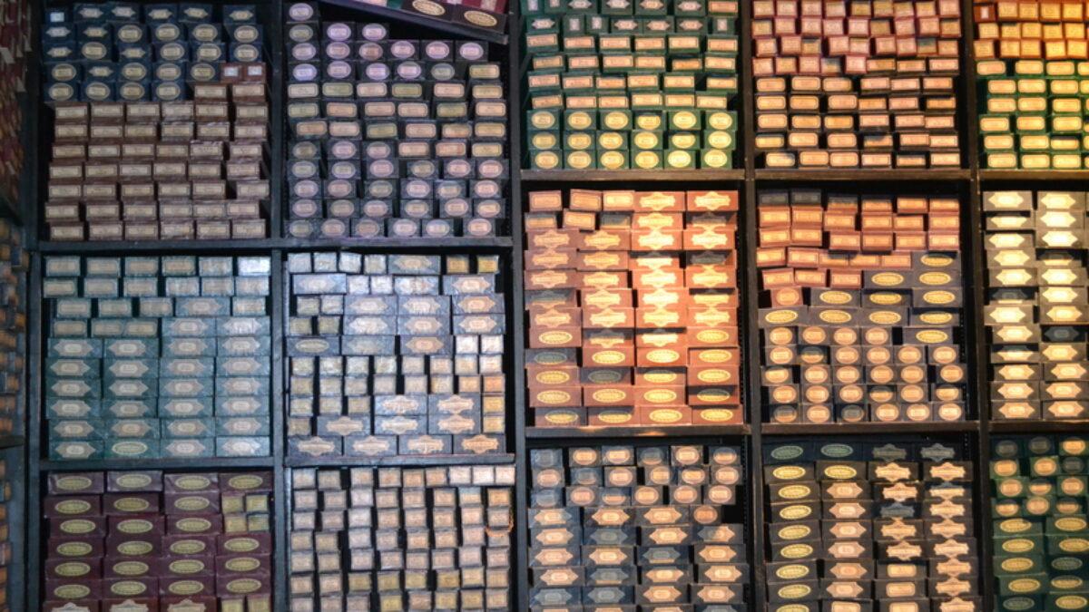 Harry Potter Wizarding World Non Interactive Wand Cho Chang Universal Studios