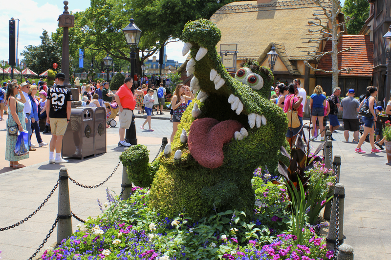 most-crowded-months-at-disney-world