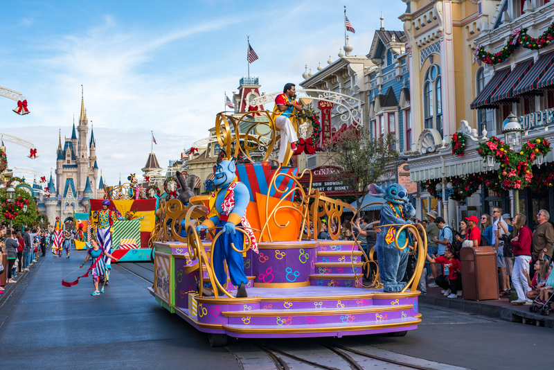 best theme parks for 3 year olds