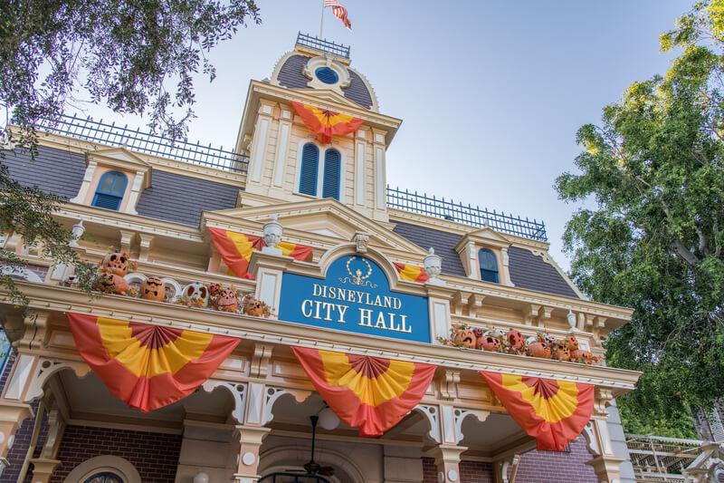 Disneyland Halloween Party Dates 2021