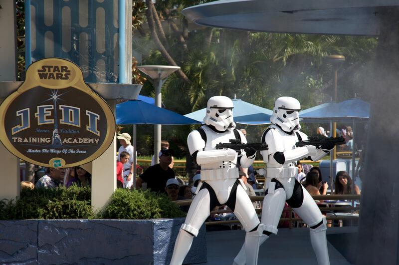 Star Wars Disneyland Tickets