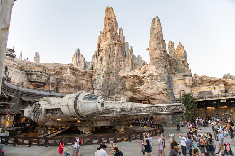 Guide to Star Wars: Galaxy's Edge at Disneyland