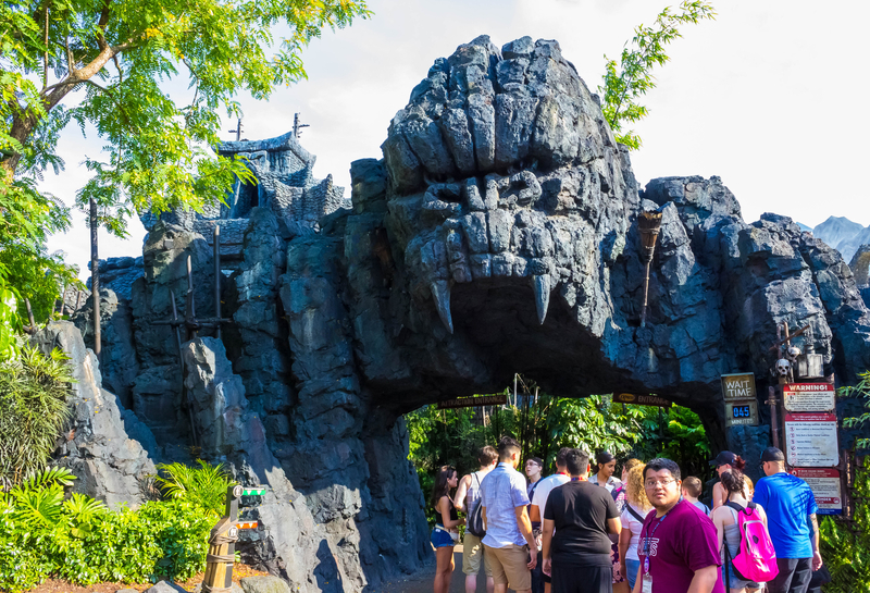 King Kong Ride Universal Studios Orlando