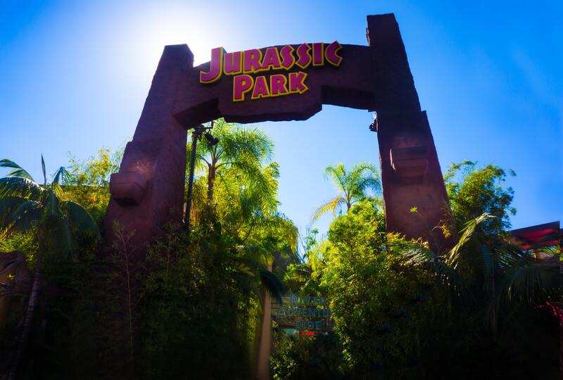Jurassic Park Land Orlando
