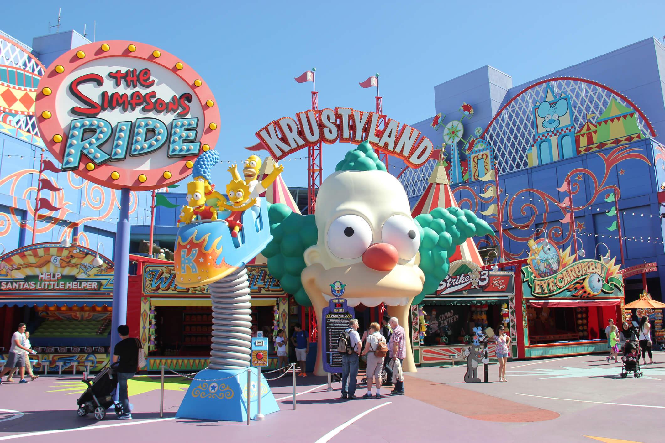 Springfield Universal Studios