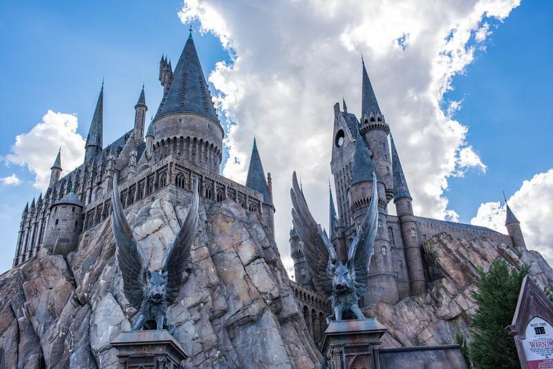 Harry Potter Ride Islands of Adventure