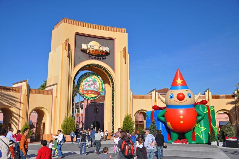 Universal Orlando Holiday Vacation