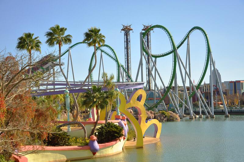 List of Universal Orlando Rides
