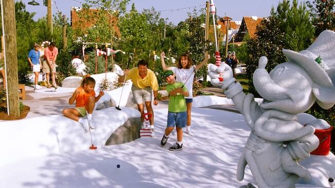 best disney world park for kids
