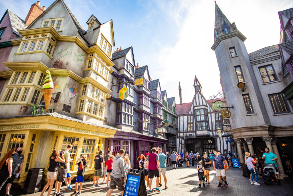 What to do in Diagon Alley Universal Studios