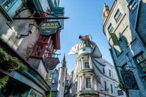 Diagon Alley Universal Studios Orlando