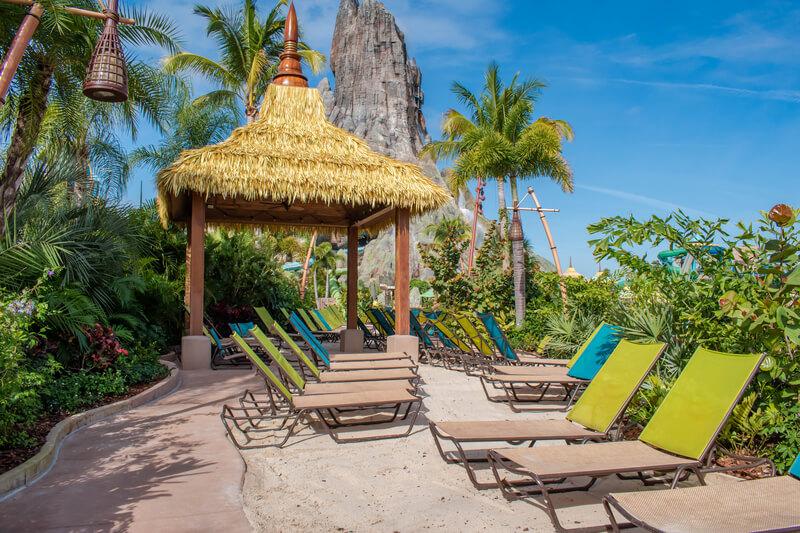 Volcano Bay Premium Seating